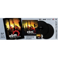 V/A - EBM INDUSTRIES VOL. 1 [LIMITED] 2LP + CD
