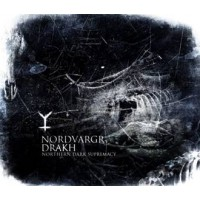 NORDVARGR / DRAKH – NORTHERN DARK SUPREMACY [LIMITED] DIGICD