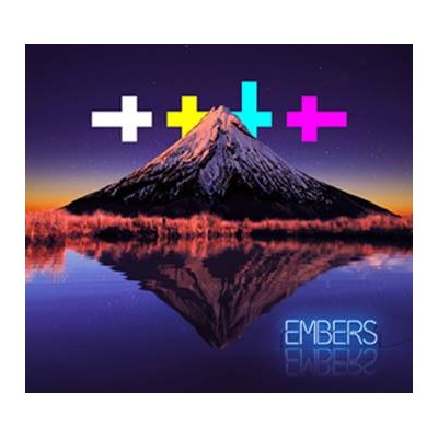 WE ARE TEMPORARY – EMBERS DIGICD
