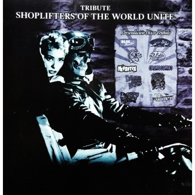 V/A - SHOPLIFTERS OF THE WORLD UNITE - A TRIBUTE TO THE SMITHS CD