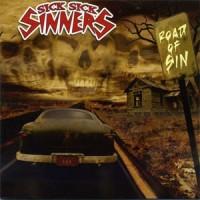 SICK SICK SINNERS - ROAD OF SIN LP