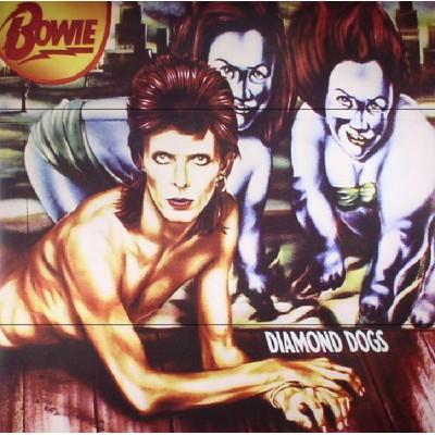 DAVID BOWIE - DIAMOND DOGS LP
