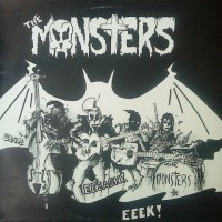 THE MONSTERS - MASKS LP + CD