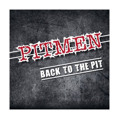 PITMEN - BACK TO THE PIT LP