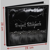 PROJECT PITCHFORK - AKKRETION [LIMITED] HARDCOVER BOOK 2CD
