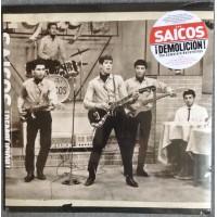 LOS SAICOS -¡DEMOLICIÓN! THE COMPLETE RECORDINGS LP