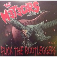 THE METEORS - FUCK THE BOOTLEGGERS VOL. 1 [LIMITED] LP