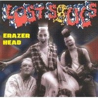 LOST SOULS - ERAZER HEAD CD