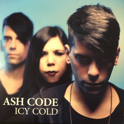 ASH CODE - ICY COLD [LIMITED WHITE] 7""
