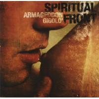 SPIRITUAL FRONT - ARMAGEDDON GIGOLÒ DIGICD