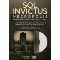 SOL INVICTUS - NECROPOLIS [LIMITED WHITE] LP