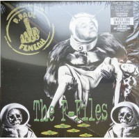 P. PAUL FENECH - THE F-FILES LP [LIMITED] LP