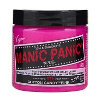 SEMI PERMANENT HAIR DYE - COTTON CANDY PINK