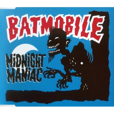 BATMOBILE - MIDNIGHT MANIAC MCD