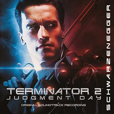 BRAD FIEDEL - TERMINATOR 2 - JUDGEMENT DAY ORIGINAL SOUNDTRACK RECORDING LP