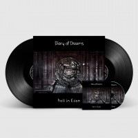 DIARY OF DREAMS - HELL IN EDEN [LIMITED] 2LP + CD