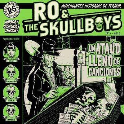 """RO & THE SKULLBOYS - UN ATAÚD LLENO DE CANCIONES [LIMITED] 10"""""""