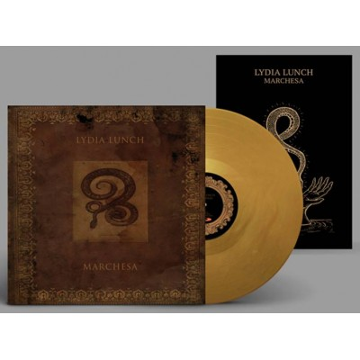 LYDIA LUNCH - MARCHESA [LIMITED GOLD] LP