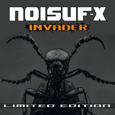 NOISUF-X - INVADER [LIMITED] DIGICD
