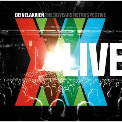 DEINE LAKAIEN - 30 YEARS RETROSPECTIVE LIVE DIGIBOOK2CD + DVD