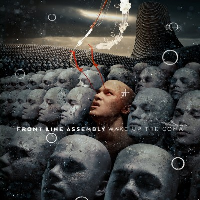 FRONT LINE ASSEMBLY – WAKE UP THE COMA [LIMITED] 2LP