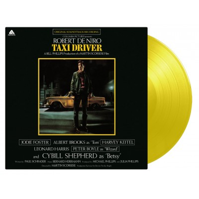 OST - TAXI DRIVER [LIMITED] LP