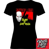 STAGE FRITE - ISLAND OF LOST SOULS