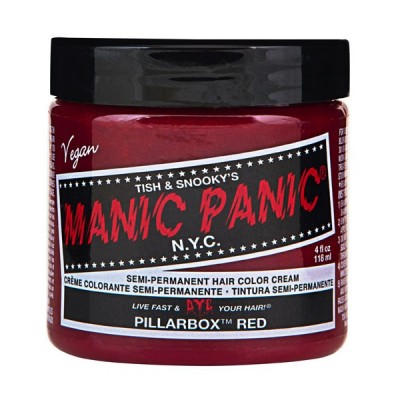 TINTE SEMIPERMANENTE - PILLARBOX RED