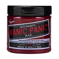 SEMI PERMANENT HAIR DYE - ROCK´N´ROLL RED