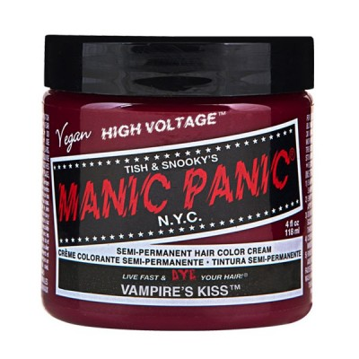 SEMI PERMANENT HAIR DYE - VAMPIRE´S KISS