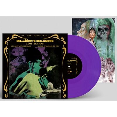 MANUEL DE SICA - DELLAMORTE DELLAMORE ORIGINAL SOUNDTRACK [LIMITED PURPLE] LP