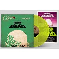 CLAUDIO SIMONETTI´S GOBLIN - DAWN OF THE DEAD [LIMITED TRANSPARENT LIME] LP rustblade
