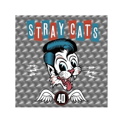 STRAY CATS - 40 [LIMITED] BOX SET