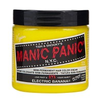 SEMI PERMANENT HAIR DYE - ELECTRIC BANANA