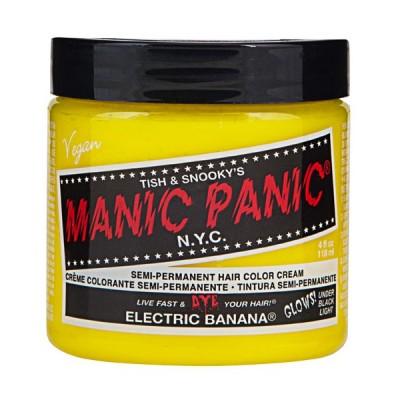SEMI PERMANENT HAIR DYE - ELECTRIC BANANA