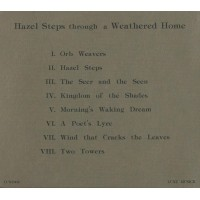 IN GOWAN RING - HAZEL STEPS THROUGH A WEATHERED HOME [LIMITED] LP