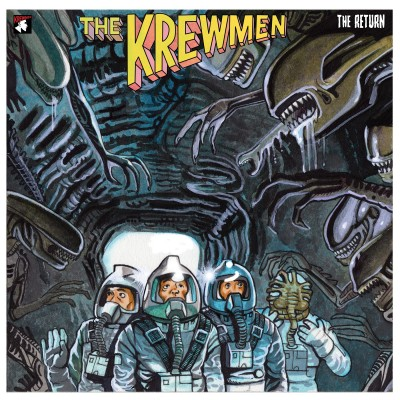 KREWMEN - THE RETURN LP