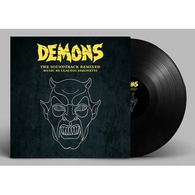 CLAUDIO SIMONETTI – DEMONS [1] THE SOUNDTRACK REMIXED LP