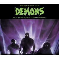 CLAUDIO SIMONETTI – DEMONS [1] ORIGINAL SOUNDTRACK & THE SOUNDTRACK REMIXED DIGI2CD