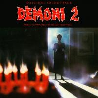 SIMON BOSWELL - DEMONS [2] ORIGINAL SOUNDTRACK DIGICD