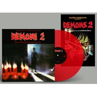 SIMON BOSWELL - DEMONS [2] ORIGINAL SOUNDTRACK [RED] LP rustblade