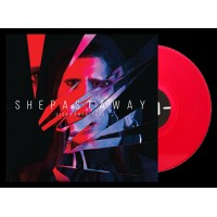 SHE PAST AWAY - DISKO ANKSIYETE [LIMITED RED] LP