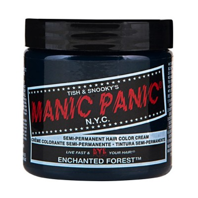 SEMI PERMANENT HAIR DYE - ENCHANTED FOREST
