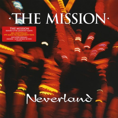 THE MISSION - BLUE [LIMITED] LP
