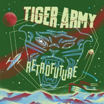 TIGER ARMY - RETROFUTURE CD rise records