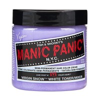 SEMI PERMANENT HAIR DYE - VIRGIN SNOW