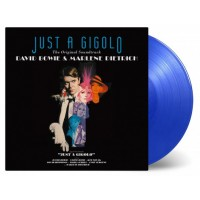 DAVID BOWIE & MARLENE DIETRICH - JUST A GIGOLO [LIMITED] LP