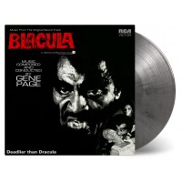 GENE PAGE - BLACULA ORIGINAL SOUNDTRACK [LIMITED] LP