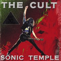 THE CULT - SONIC TEMPLE 30TH ANNIVERSARY 2LP
