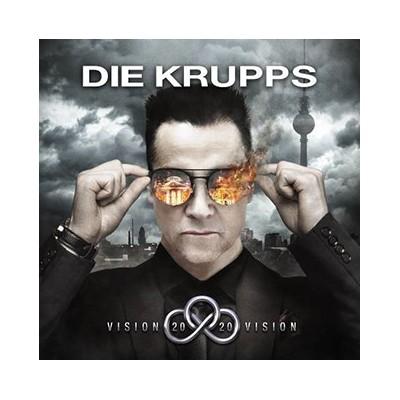 DIE KRUPPS - VISION 2020 DIGICD + DVD